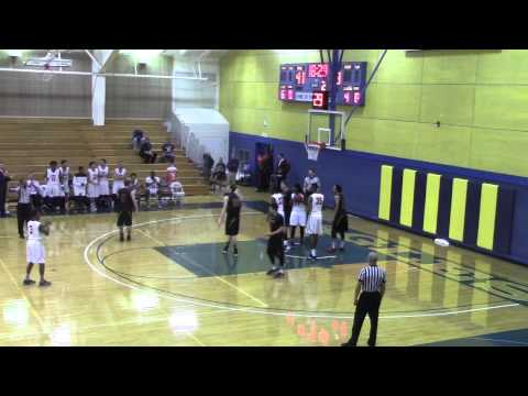 Cosumnes River College vs. Redwoods College Men's Basketball Full Game 11-20-15