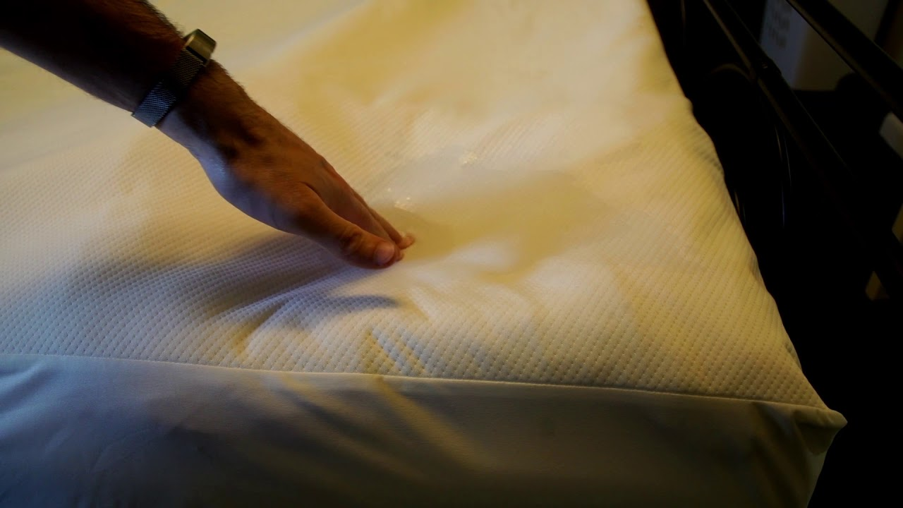 Is The Tuft And Needle Mattress Cover 100 Waterproof Youtube