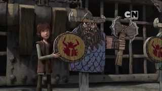 DreamWorks Dragons: Defenders of Berk - The Flight Stuff (Preview) Clip 2