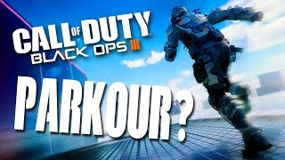 """WAIT WHY IS THERE A PARKOUR SIMULATOR IN THIS GAME?"" - [Call Of Duty Black Ops 3 - RANDOM PLAYS]"