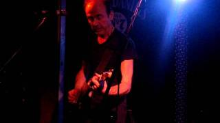 Hugh Cornwell plays Bad Vibrations from the album Totem and Taboo at the Boiler Room Guildford