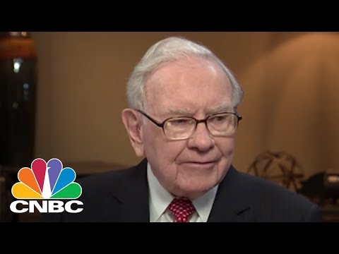 Warren Buffett: Abel And Ajit Are First Step In Succession Plan | CNBC