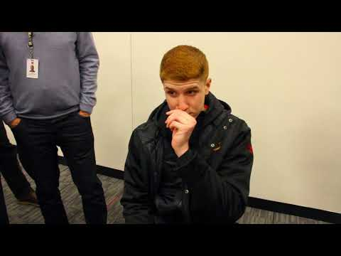 Kevin Huerter Ohio Post Game Interview