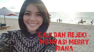 Video Gaji dan Rejeki - Motivasi Hidup Merry Riana download MP3, 3GP, MP4, WEBM, AVI, FLV September 2018
