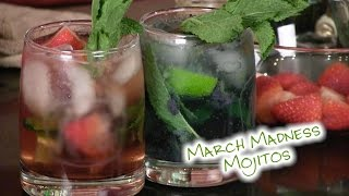 Ale-8-One: March Madness Mojitos