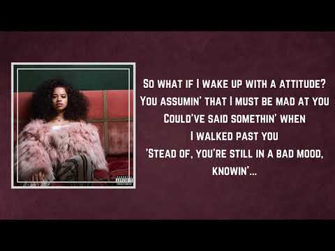 Ella Mai - Good Bad (Lyrics)
