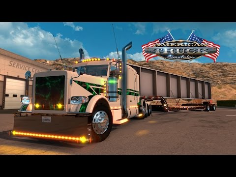 American Truck Simulator - Who has a gas can??