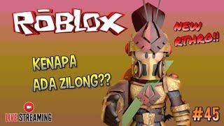 Live Streaming 🔴 #45 - ROBLOX KOK ZILONG Part1 #CUPUSKWAD - ROBLOX INDONESIA
