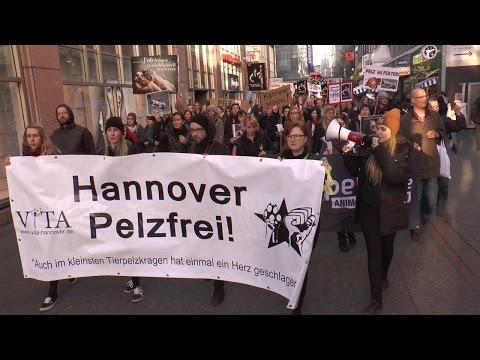 Hannover Pelzfrei 2014