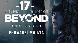 [PS4] Beyond: Dwie Dusze #17 - Duchy i Czarne Słońce cz.1