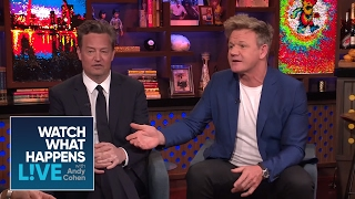 Gordon Ramsay Trashes Celebrity Dishes | WWHL