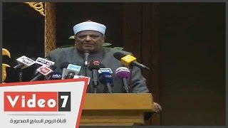 عباس شومان : الأزهر الشريف ينتقد نفسه بنفسه وأكثر المنتقدين هو الإمام الأكبر