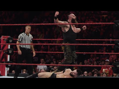 Alternate angles of Strowman and Bálor's Raw main event brawl: WWE Exclusive, May 24, 2018