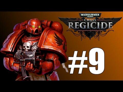 Let's Play Warhammer 40,000 Regicide #9 No Respite |