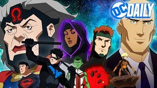Top 10 Moments from Young Justice: Outsiders So Far