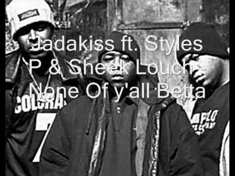 Jadakiss ft. LOX - None Of Y'all Betta