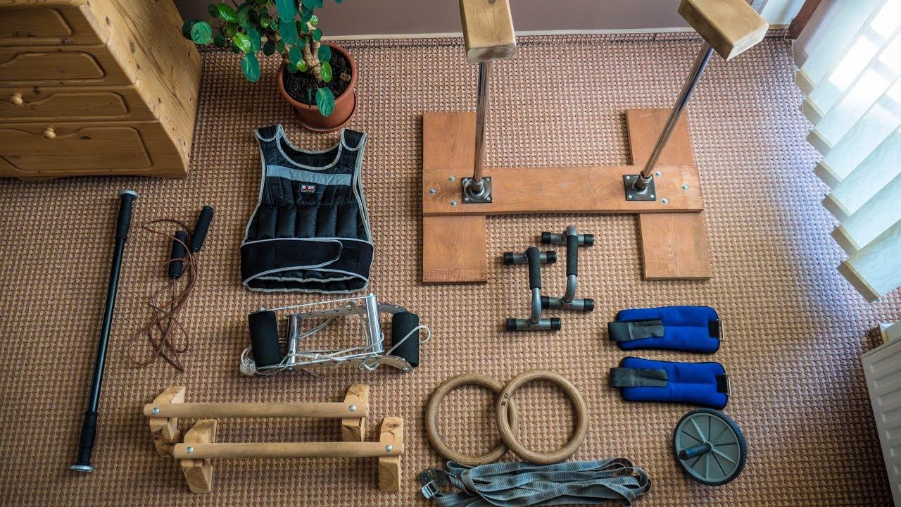 My Calisthenics Equipment | Bodyweight Workout Gear