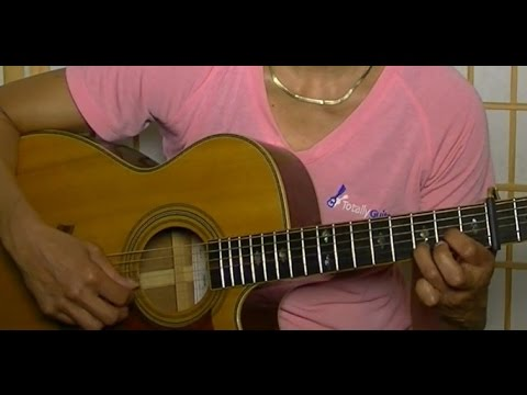 If I Needed You by Townes Van Zandt – Totally Guitars Lesson Preview