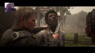 Red Dead Redemption 2 - We Robbed $50 Dollars 😂😂😂