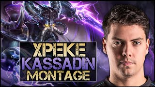 xPeke Montage - Best Kassadin Plays