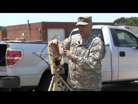 How to set up a VSAT