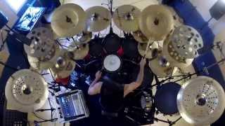 "Randy Black recording Primal Fear's ""Road To Asylum"""