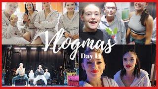THE FEMALE ENSEMBLE TAKEOVER! | VLOGMAS DAY 14 | Georgie Ashford