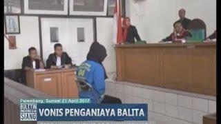 Ibu Penganiaya Anak Kandungnya Divonis 16 Tahun Penjara & Lebih Rendah Dari Tuntutan JPU - BIS 22/04