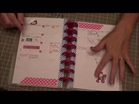 photo relating to Discbound Planner Pages Printable referred to as Arc Discbound Planner Absolutely free Printables Regular monthly and Weekly