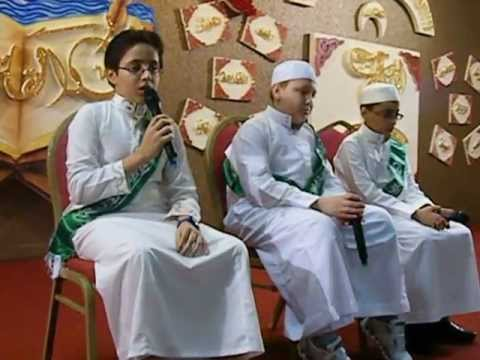 2 Al Hejaz International School Opening Ceremony of Quran Competition 2012-2013