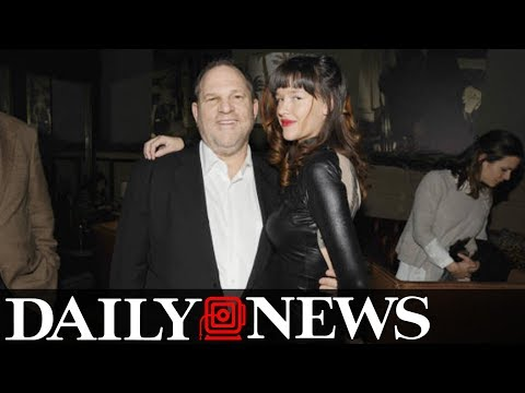 Paz de la Huerta accuses Weinstein of rape as NYPD opens new case