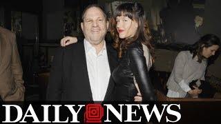 rape Paz de la Huerta accuses Weinstein of rape as NYPD opens new case