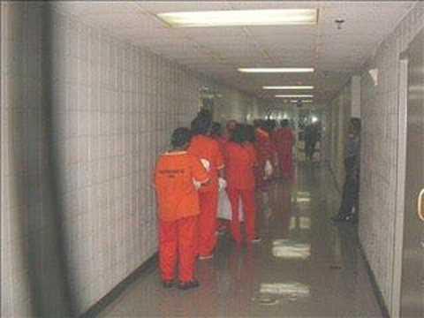 paris hilton railed in jail