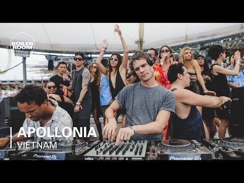 Apollonia   Epizode Festival x Boiler Room Vietnam Mp3