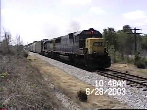 SME Vol#7 Portland, Tennessee Main Line Subdivision 2003