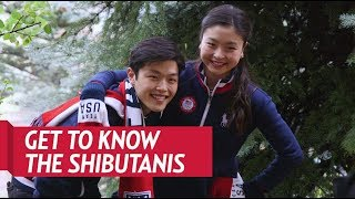 GET TO KNOW THE SHIBUTANIS