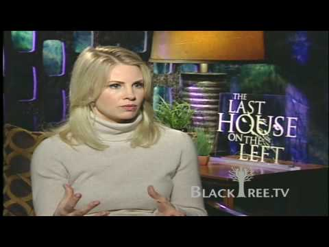 Last House on the Left - Monica Potter Interview