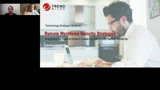 Download Remote Workforce Security Strategies