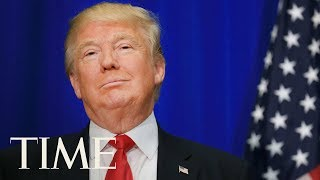 President Trump Gives Remarks At The Prison Reform Summit | TIME