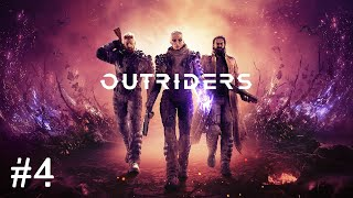 Outriders (PC) #4 - 04.01.