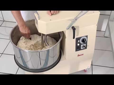 Impastatrice pizza SIRMAN mod. Hercules - Dough mixers