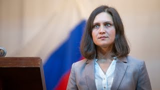 Софья Пугачева вступает в должность главы Новоржевского района