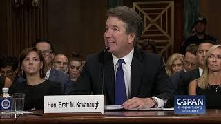 Judge Brett Kavanaugh Opening Statement on Sexual Assault Allegations