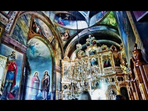 Mănăstirea AGAPIA Nunnery (Neamt County, Romania)
