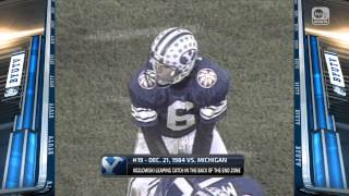 BYU Football: The Top 50 Plays (Part 2)