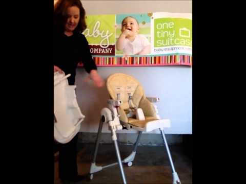 Peg Perego Zero High Chair