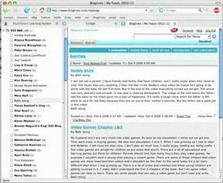 Online RSS Readers
