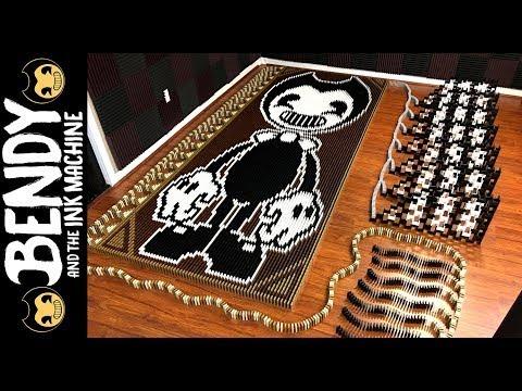Bendy and the Ink Machine (IN 54,984 DOMINOES!) - VideoStudio