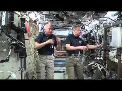 ISS Hoax - Compilation of group gaps in early 2016