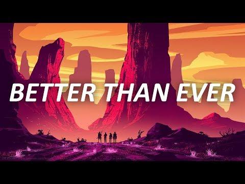 Flight Facilities - Better Than Ever Feat. Aloe Blacc (Lyrics)